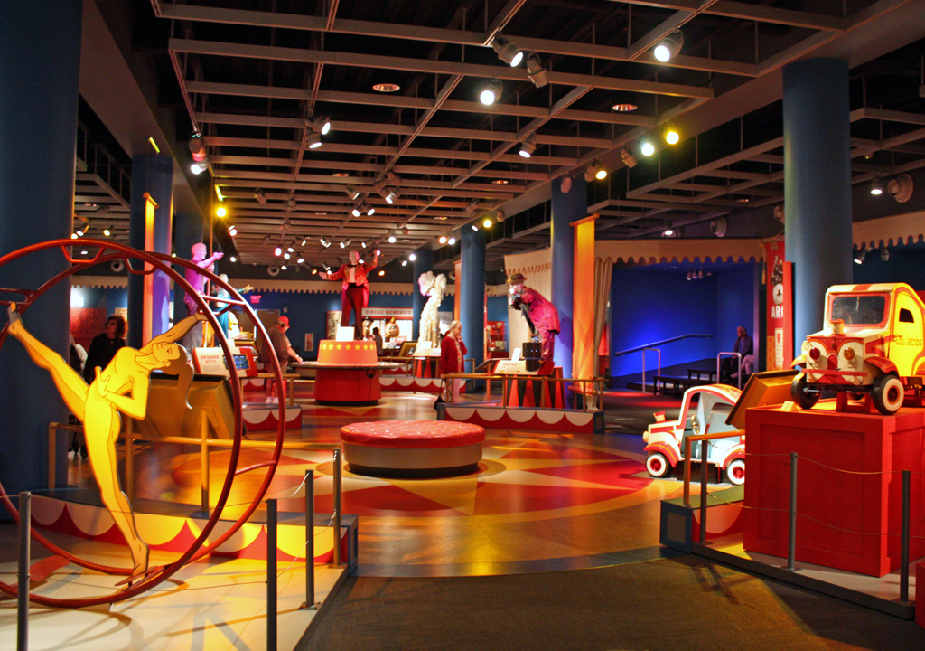 Circus Museum, Sarasota, Florida