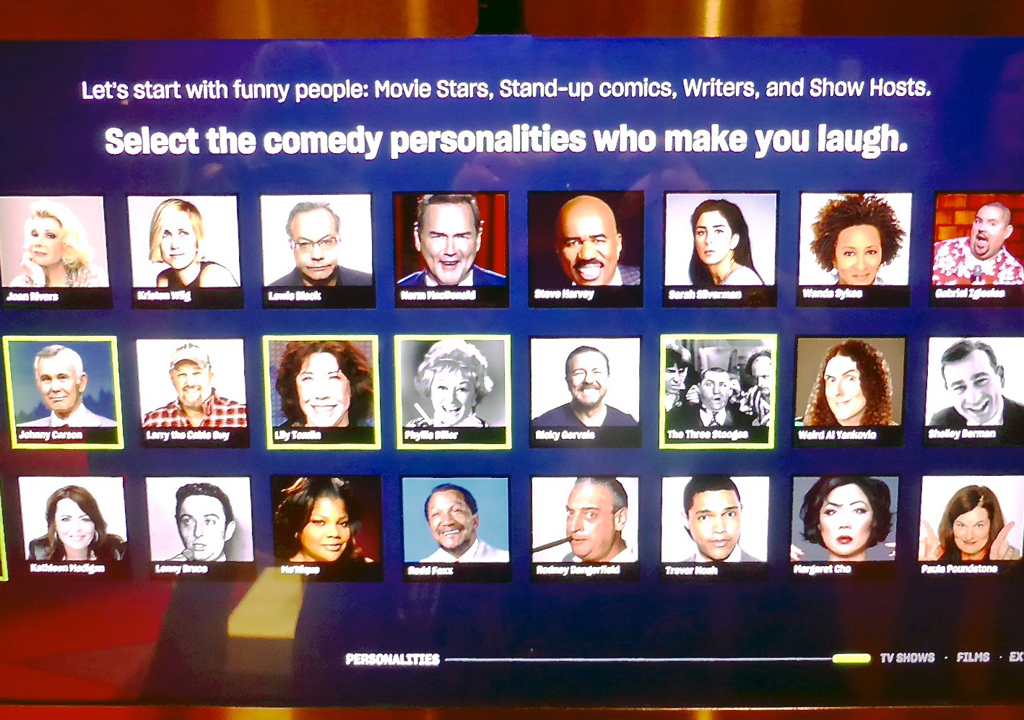 Comedy options, National Comedy Center, Jamestown, NY