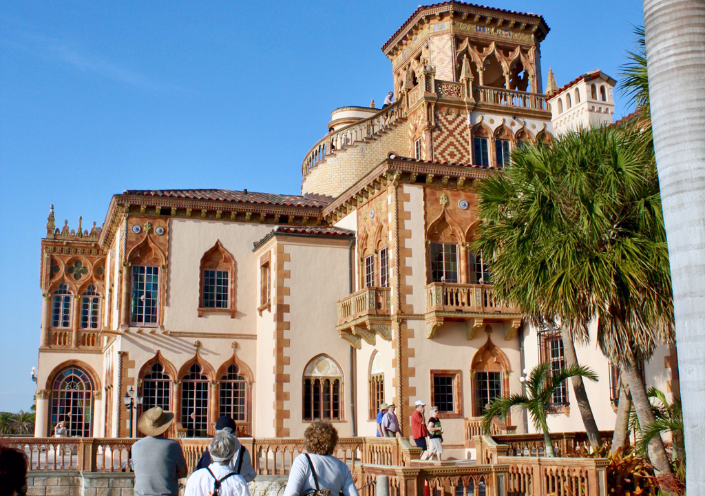 Ca' d'Zan (House of John), John and Mable Ringling's winter mansion in Sarasota, Florida