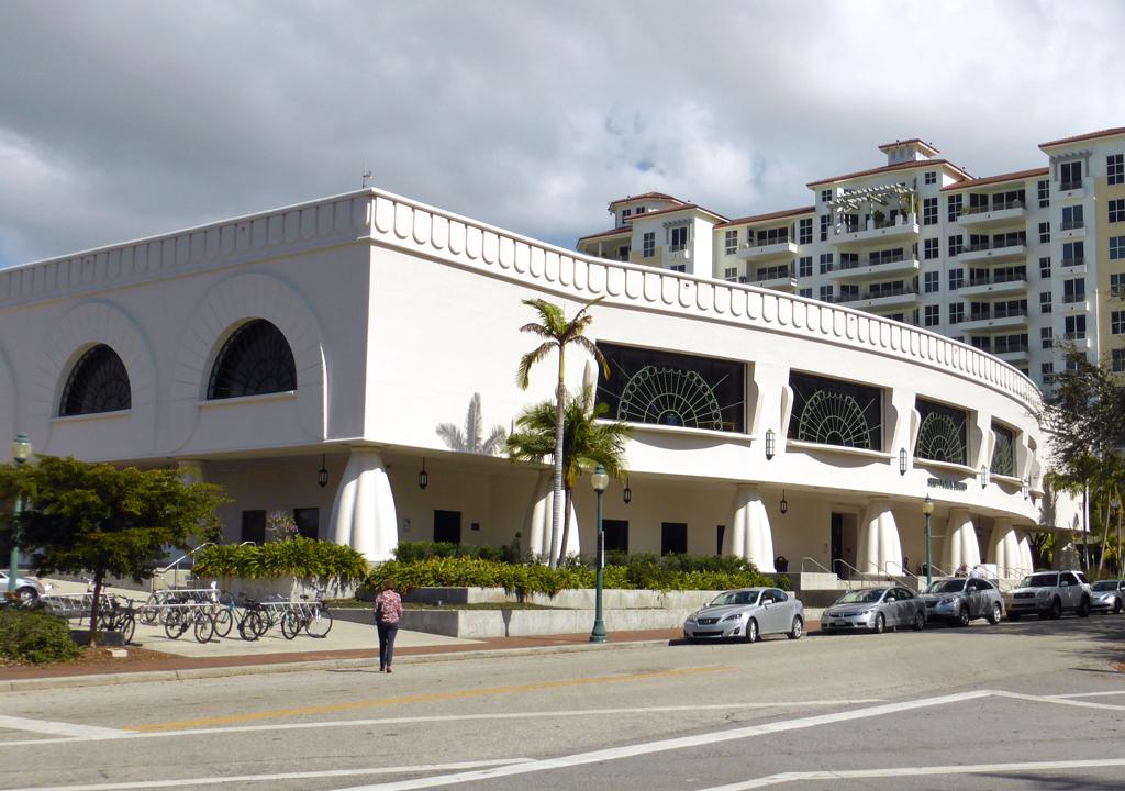Selby Library, Sarasota, Florida