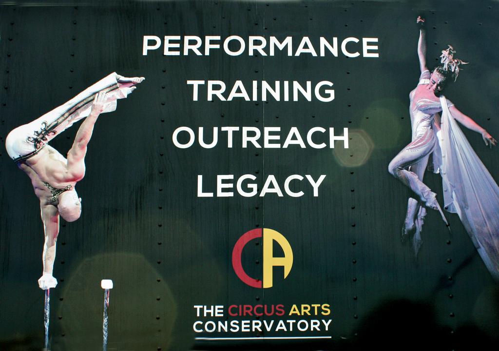 Circus Arts Conservatory, Circus Sarasota, Sarasota, Florida