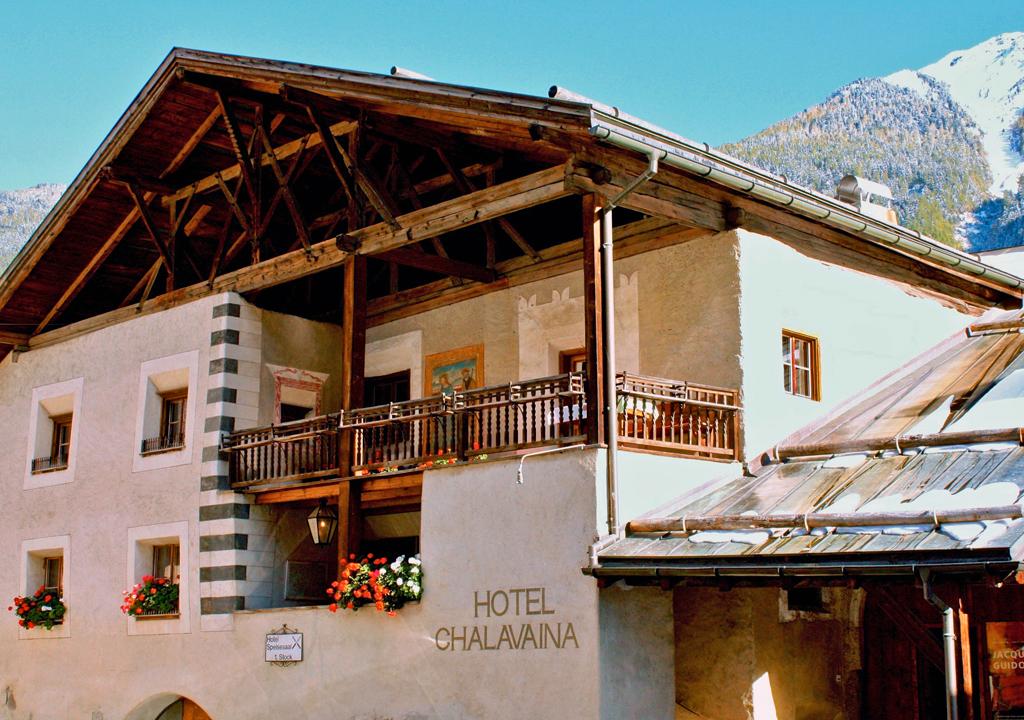 Hotel Chalavaina, Val Müstair, Switzerland