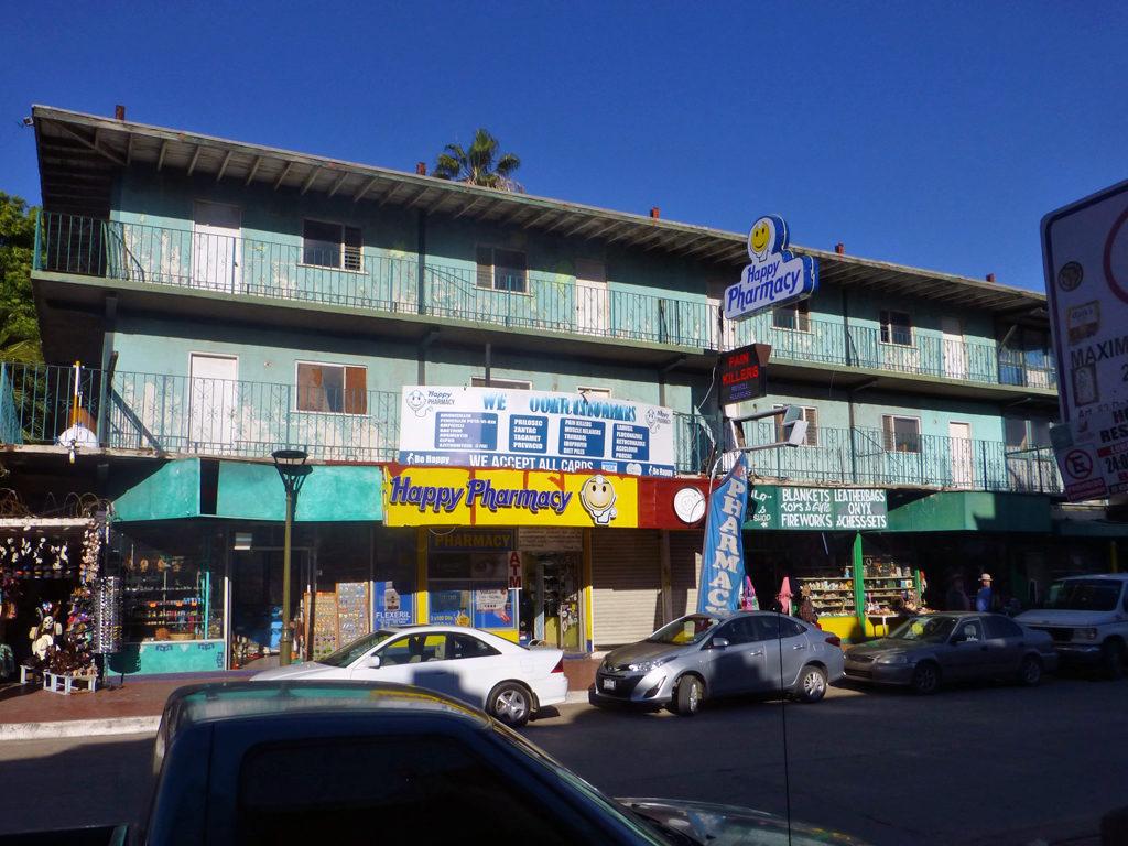 pharmacy in Ensenada, Mexico