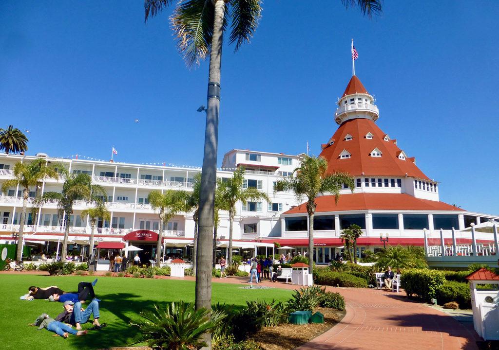 Hotel del Coronado, San Diego area, California