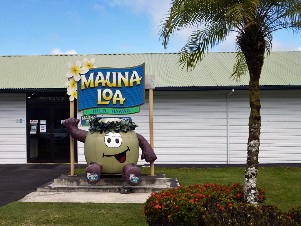 Mauna Loa, Hilo, Hawaii