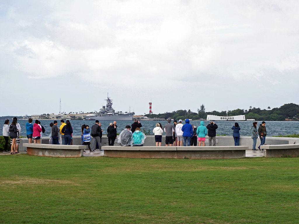 Pearl Harbor, Honolulu