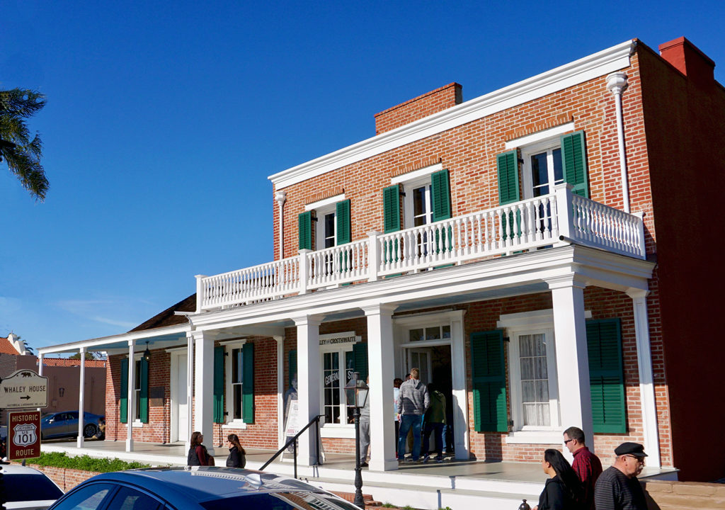 Whaley House, Old Town, San Diego, California