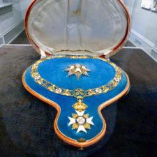 royal jewels, Iolani Palace, Honolulu, Hawaii