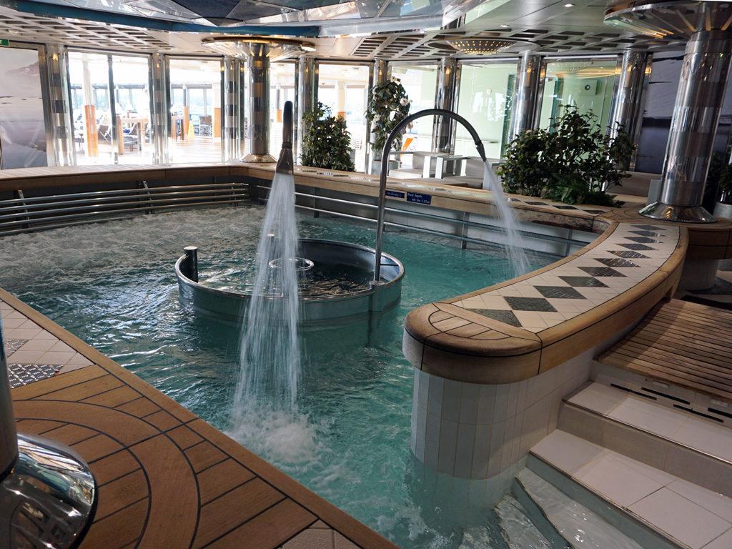 spa pool, Eurodam