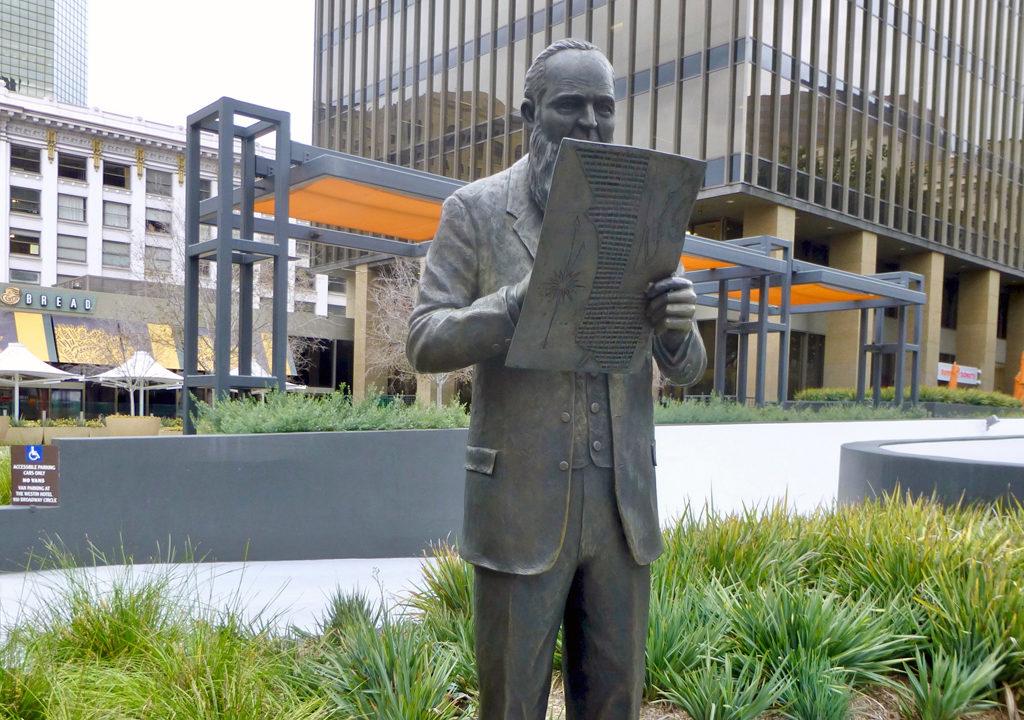 Alonzo E. Horton, San Diego, California