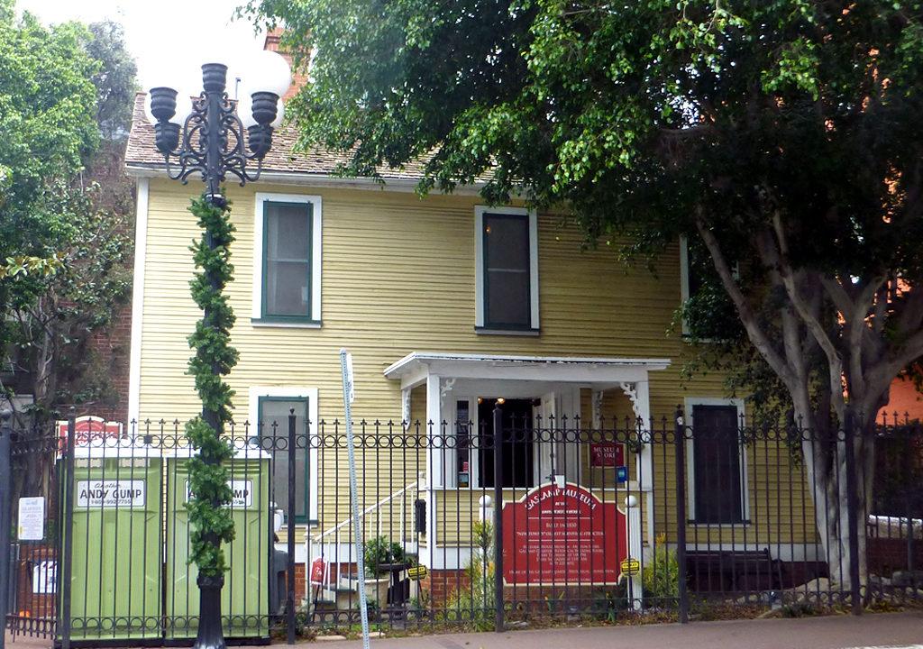 Davis-Horton House, San Diego, California