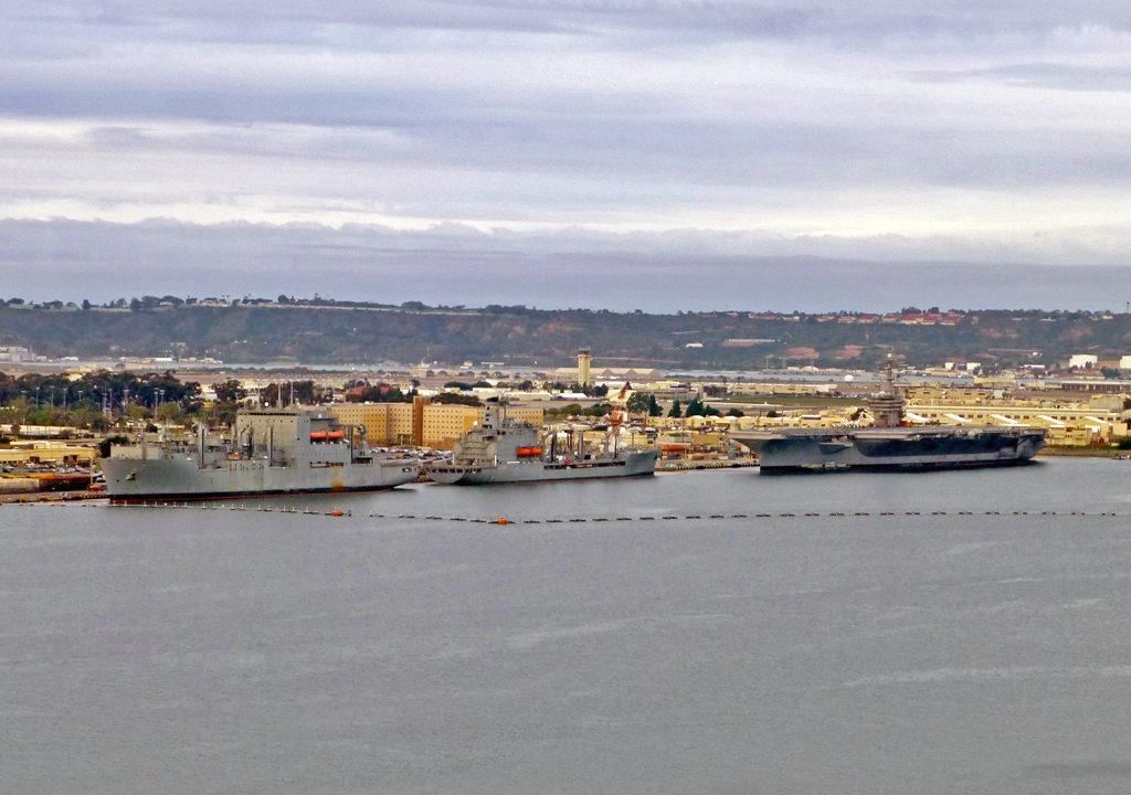 Naval Base Coronado, San Diego