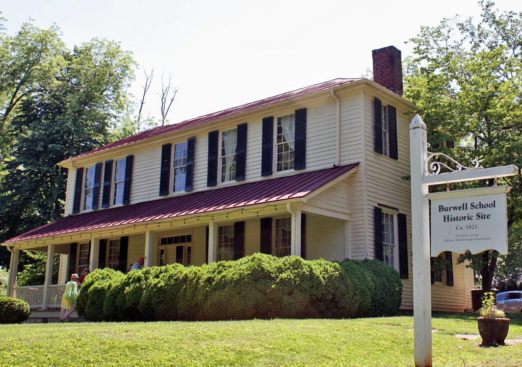 Burwell School, Chapel Hill, NC