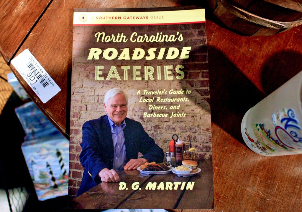 North Carolina's Roadside Eateries, Chapel Hill, NC
