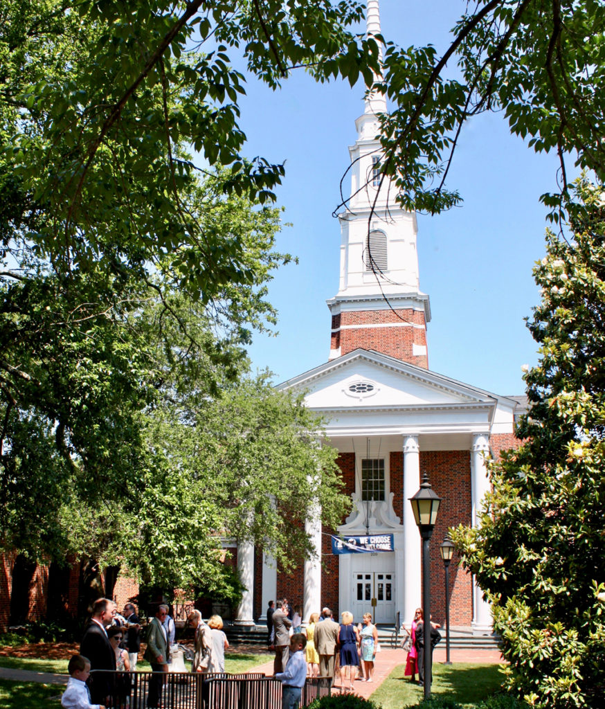 Elizabethtown Presbyterian Church, Chapel Hill, North Carolina