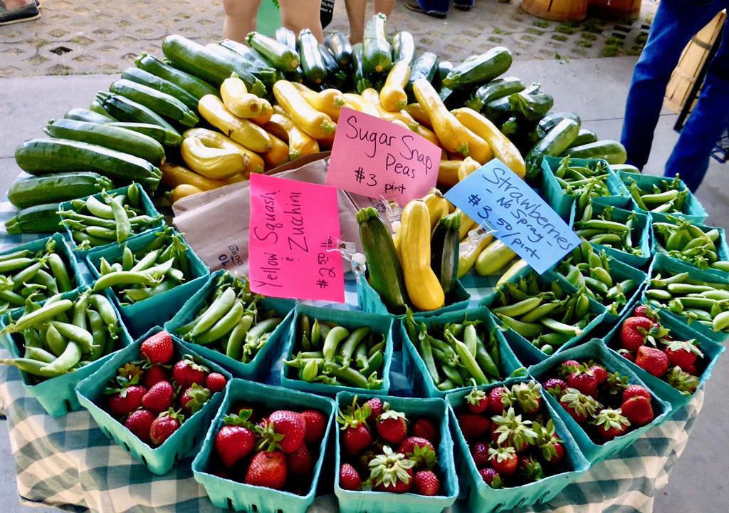 Carrboro Farmers' Market, Carrboro, NC