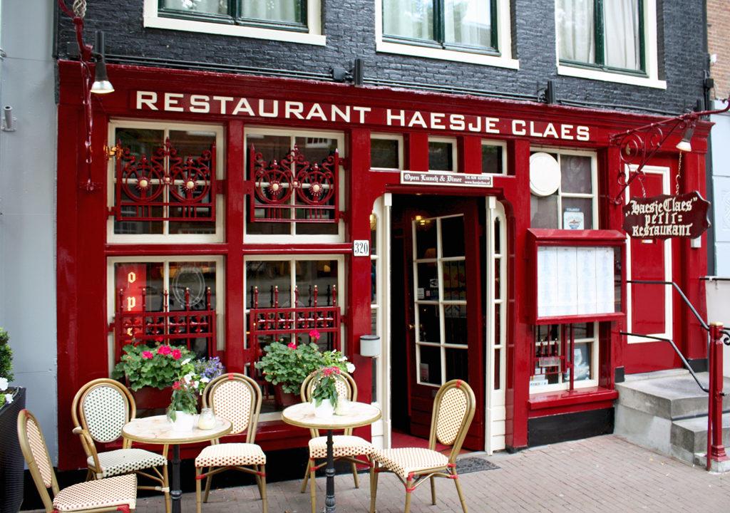 Restaurant Haesje Claes, Amsterdam