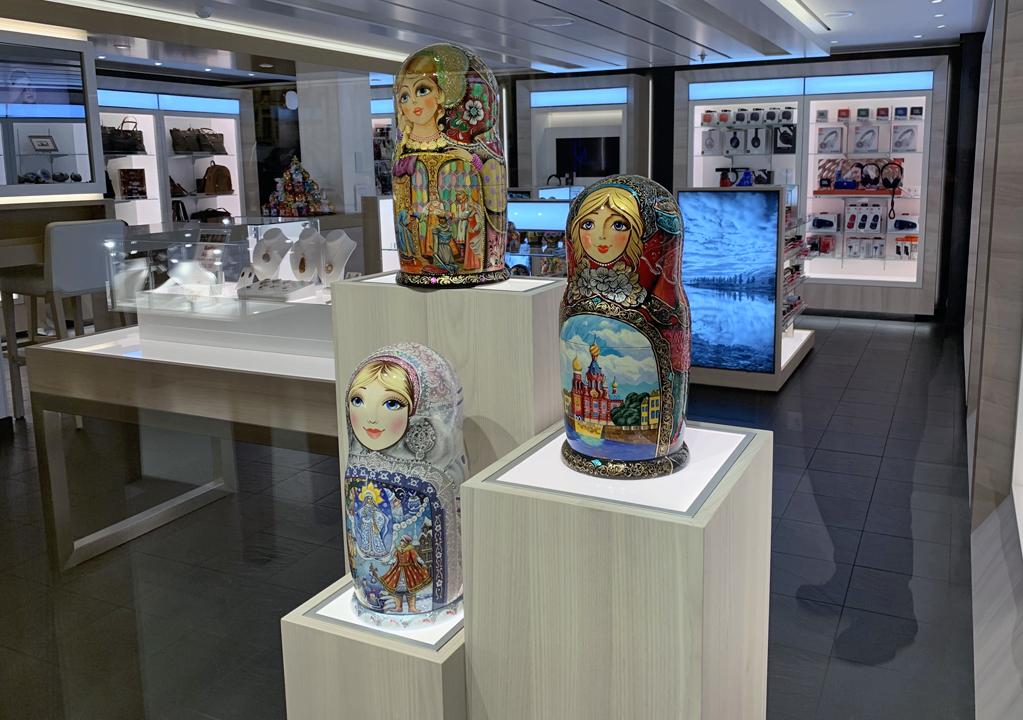 Matryoshka dolls, Viking Jupiter