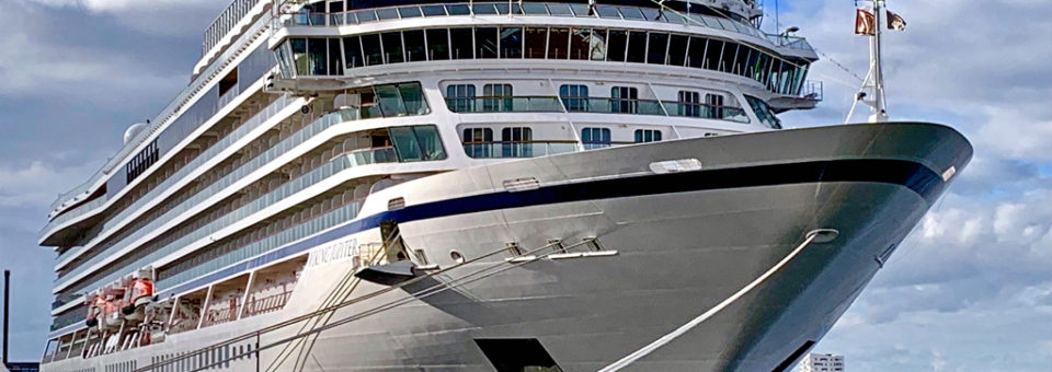 Viking Ocean Cruises' Viking Jupiter