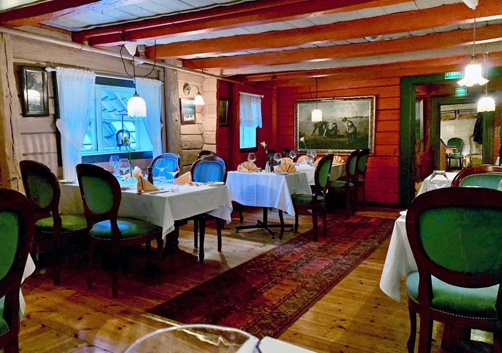 To Kokker dining room, Bergen, Norway