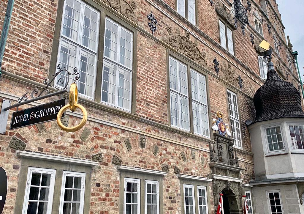 Jens Bang house, Aalborg