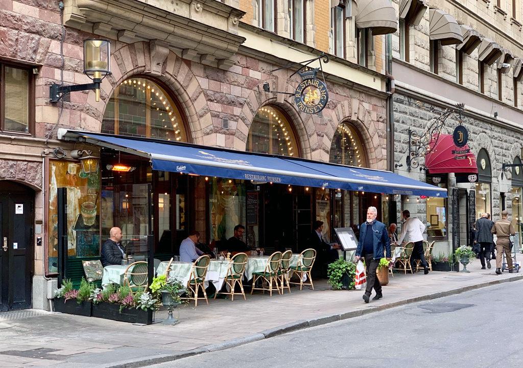 Prinsen, Stockholm, Sweden