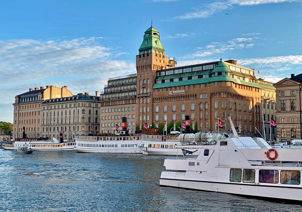 The Radisson Strand, Stockholm, Sweden