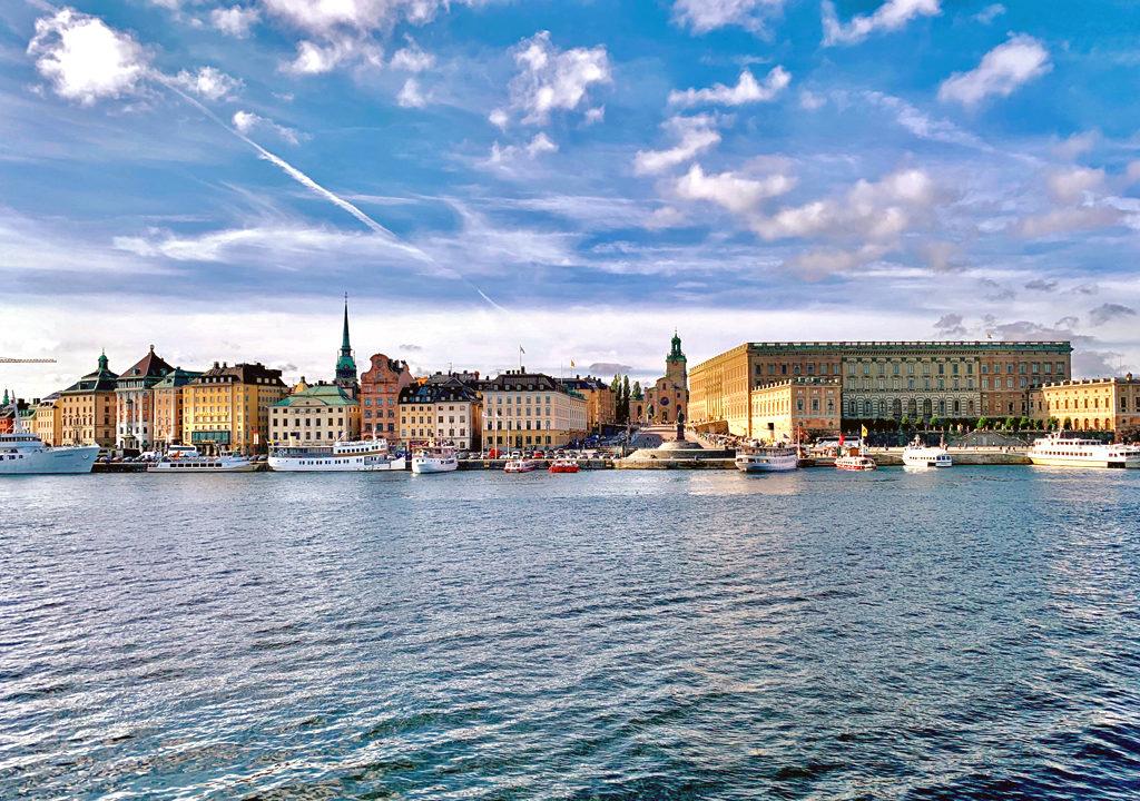 Royal Palace and Gamla Stan, Stockholm