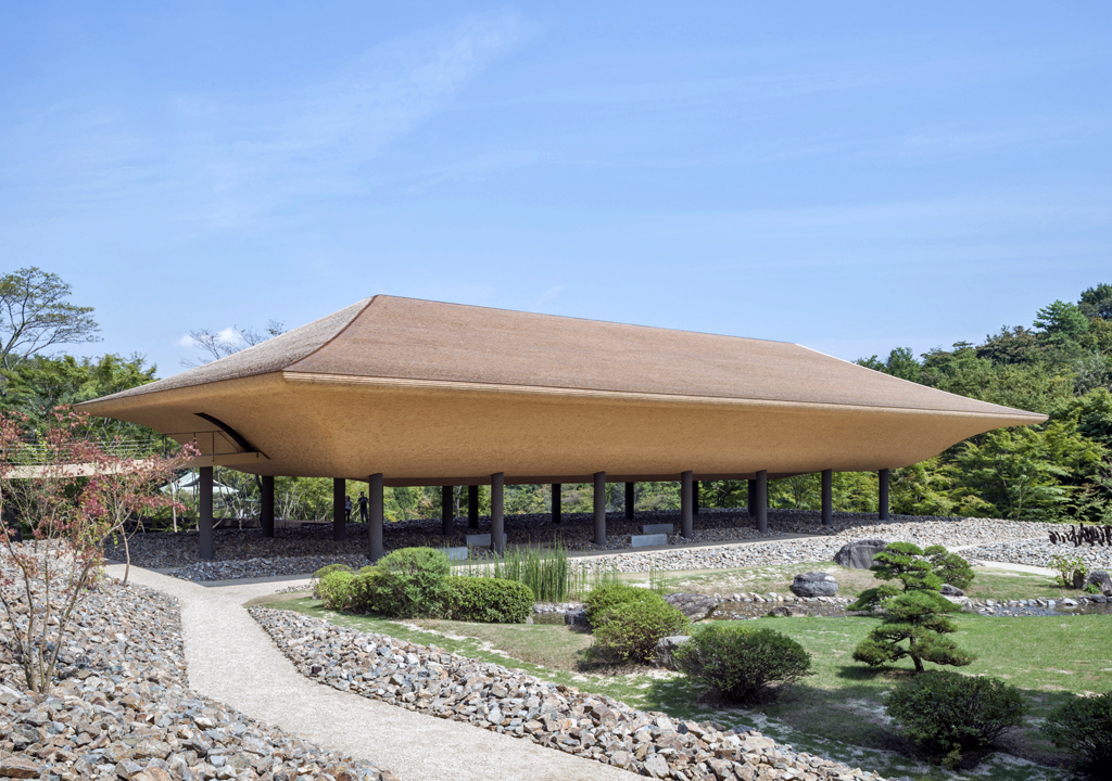 KOHTRI, Shinshoji Zen Museum and Gardens photo credit: Nobutada OMOTE