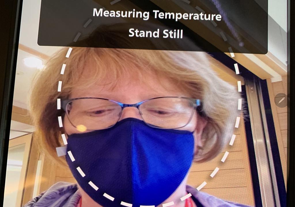 Temperature check, Viking Orion